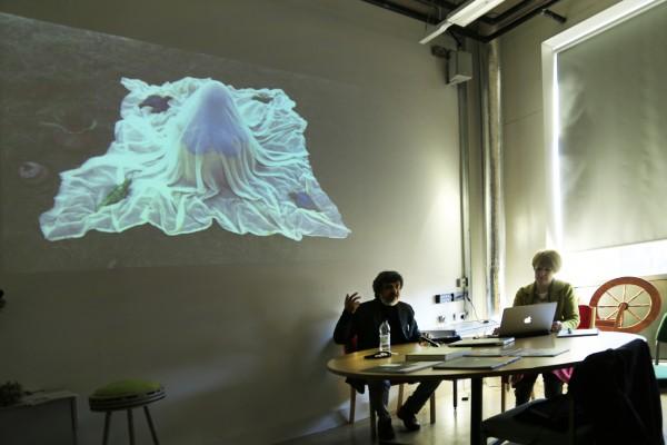 Diwan Manna - Audio Visual Presentation